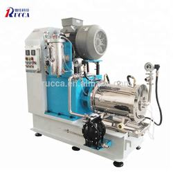 Full Automatic Laboratory Use Nano Sander Bead Mill/Sand Mill/Grinding Machine for Battery Lab Nano Materials