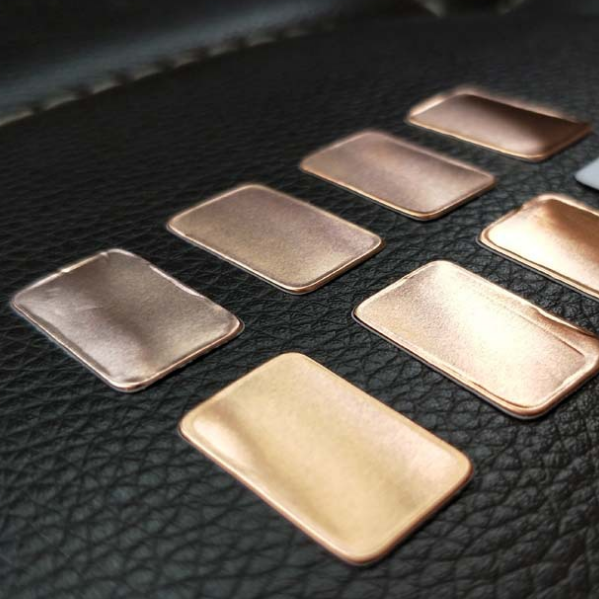 die cut shielding copper foil