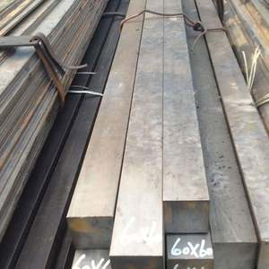 304 stainless steel square bar price standard size 3mm 4mm rod