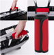 Customized LOGO neoprene Outdoor travel multicolor and comfortable luggage handle wrap hand gripper
