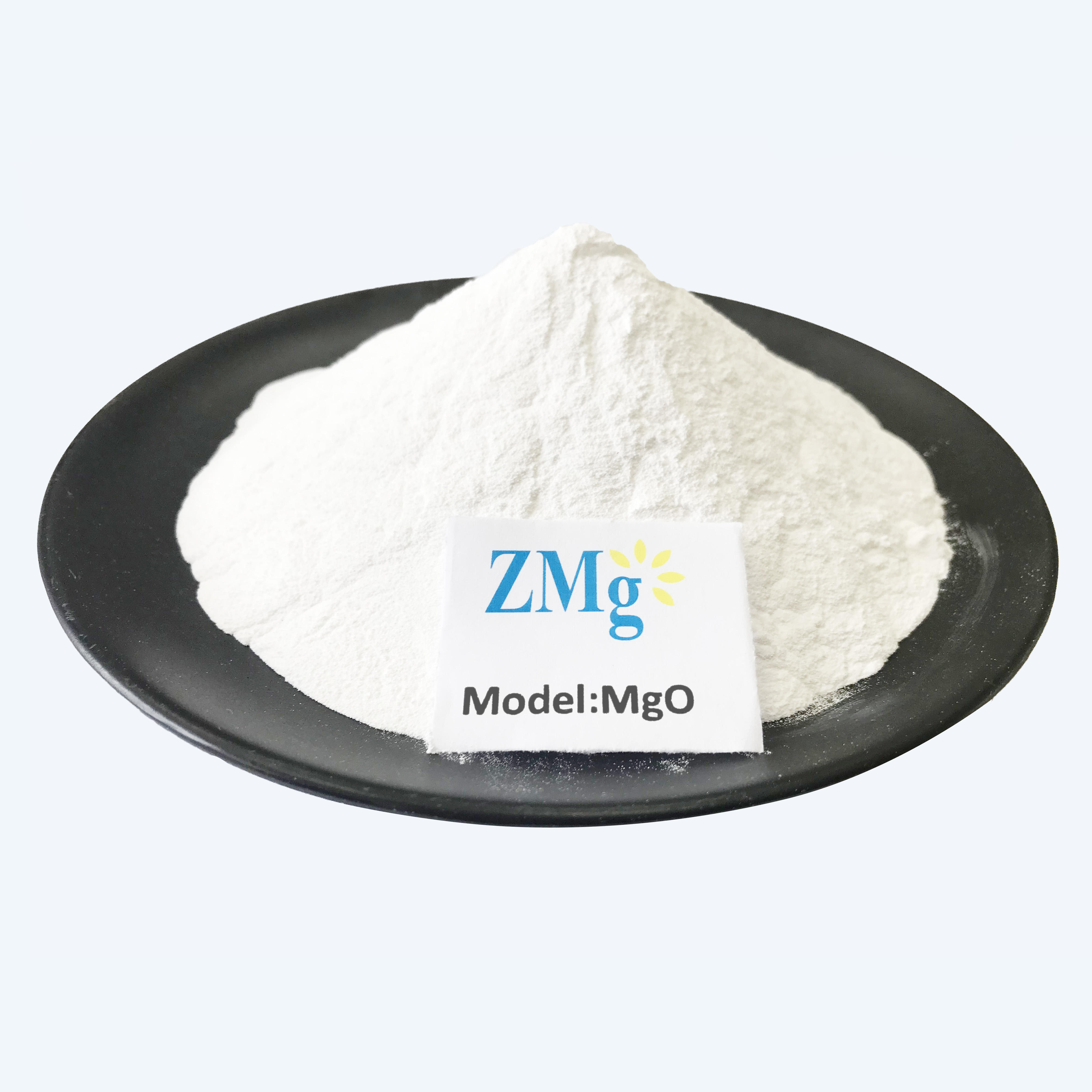 Fireproof Magnesium Oxide MgO Powder raw material 92%,94%99%