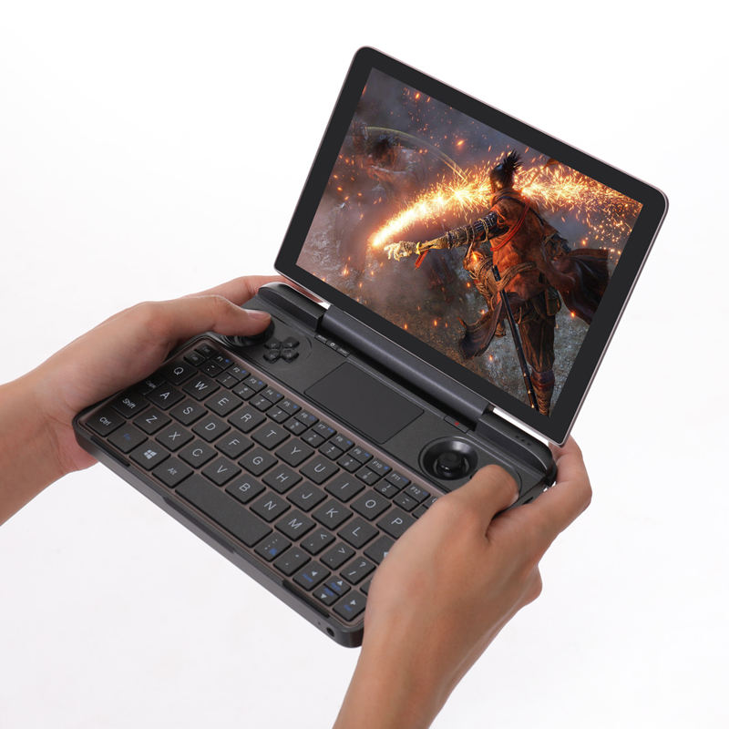 GPD WIN Max China Mini Gaming Laptop Small PC Gamer Notebook 8 Inch Touch Screen CPU I5 1035G7 RAM 16GB+512GB 15000mAh battery