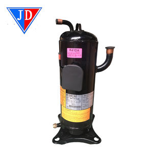 Twin rotary Inverter compressor R410A TNB220FLHMT for refrigeration