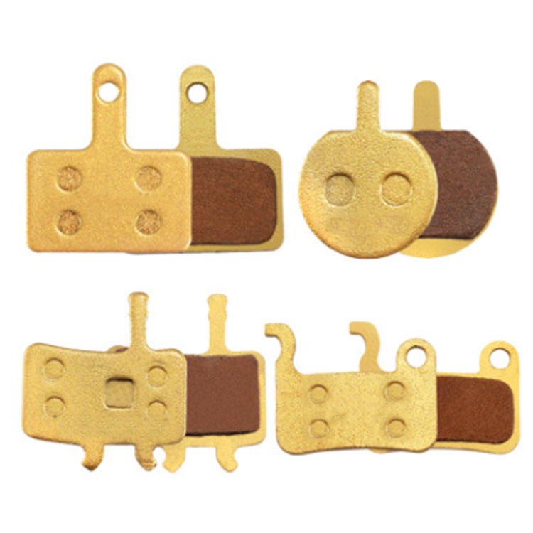 Less Noise Best bicycle Universal Full Metal Disc Brake Pad