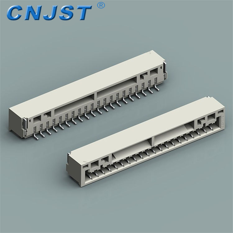 2-15pin Warna Alam SMD <span class=keywords><strong>Tinggi</strong></span> 1.8/2.6 Mm Wafer 1.25 Mm Konektor Wire To Board