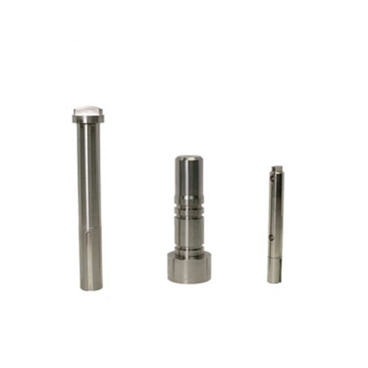 Densen Customized cnc processing stainless steel valve needle products, stainless steel industrial parts