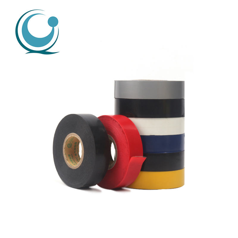 Factory Wholesale Pvc Insulation Electrical Tape Jumbo Roll