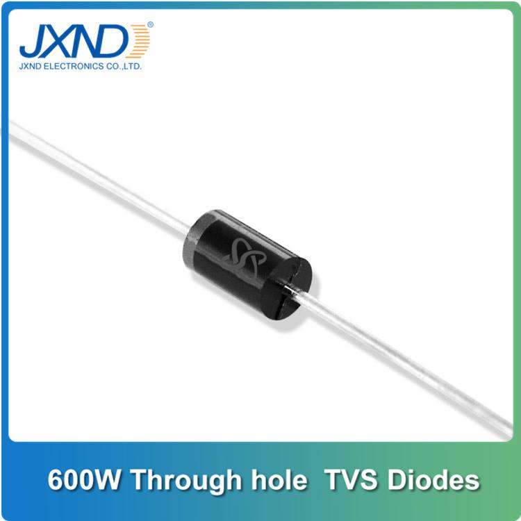 5 pieces Transient Voltage Suppressors 600W 12V Bidirect TVS Diodes