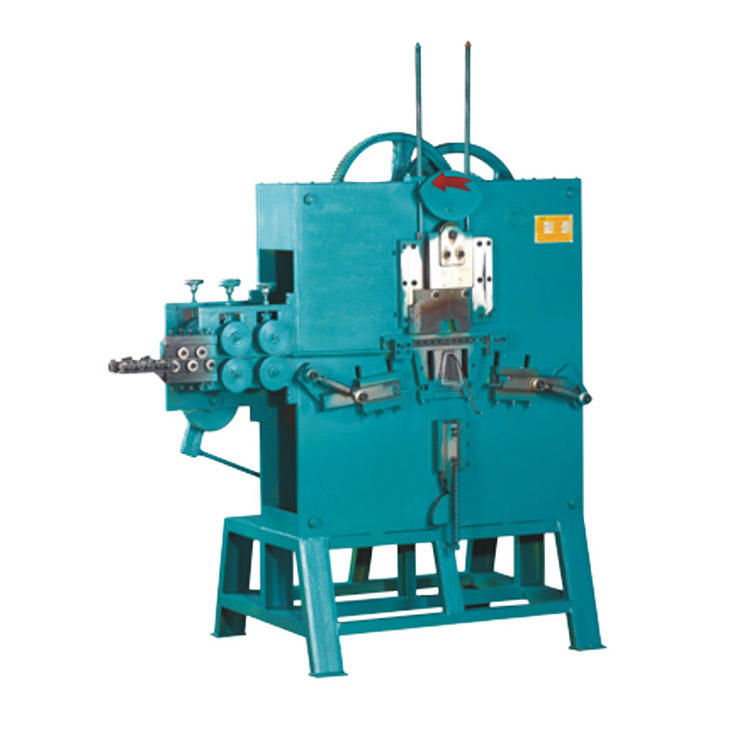 Automatic Steel Wire metal strip clip D Ring r pin u bolt Making rolling Machine hook bending making forming machine