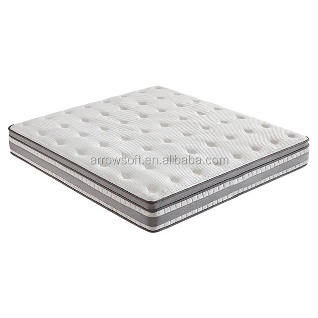 High Density Memory Foam Mattress Roll Up Packing Compress