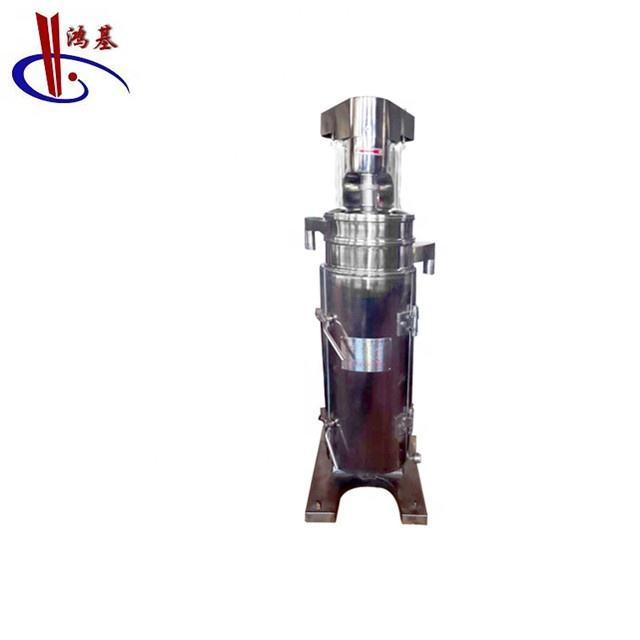GF series waste oil tubular centrifuge machine China