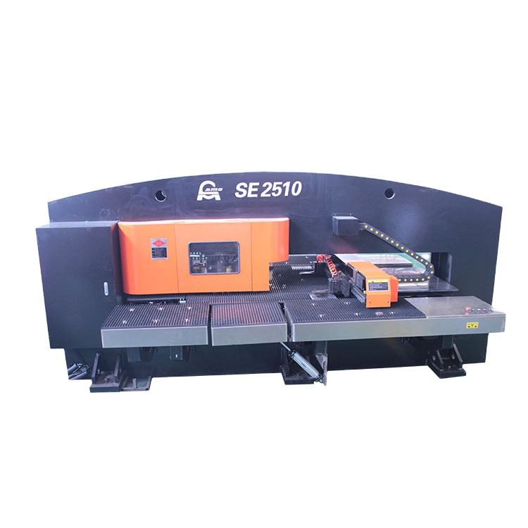 High Performance Metal Sheet Servo Turret Punching Machine/CNC Turret Punch Press for sale