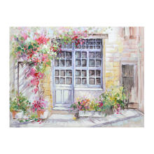 Countryside  Modern Artwork Canvas Oil Printing Picture Wall Art