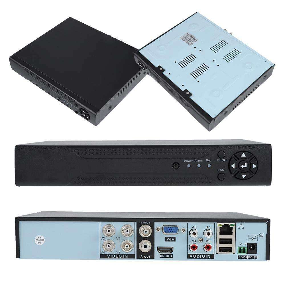 H265 5MP-N 5 IN 1 AHD/CVBS/CVI/TVI/IP 4CH XVR DVR CCTV Recorder Promotion