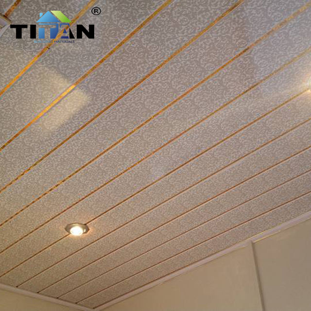 PVC Ceiling Panel with Groove