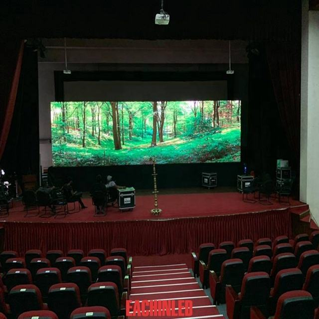 Indoor LED Panel Raksasa Tampilan Layar P4/LED Screen P5/LED Produksi Layar 500x500mm