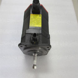 Original Fanuc single phase servo motor A06B-2235-B605