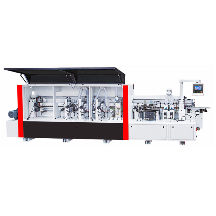 Woodworking Automatic Straight Line Edge Banding Machine