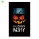 13x18 Inch Fashion Double-side Polyester Custom Printed Banner Happy Halloween Outdoor Garden Flag