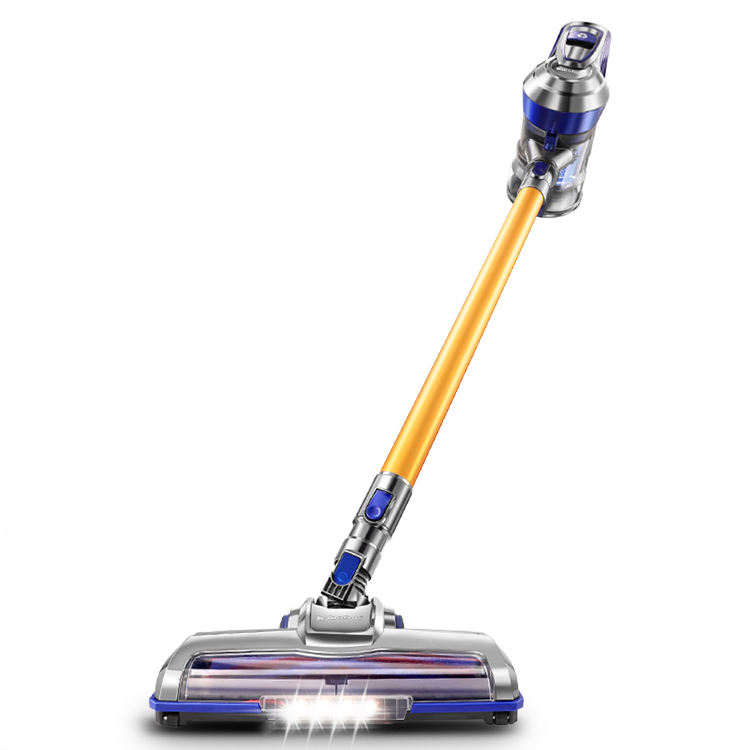 K18 Deep Bottom Cleaning Flexible Dry Portable Wireless Cordless Handheld Vacuum Cleaner