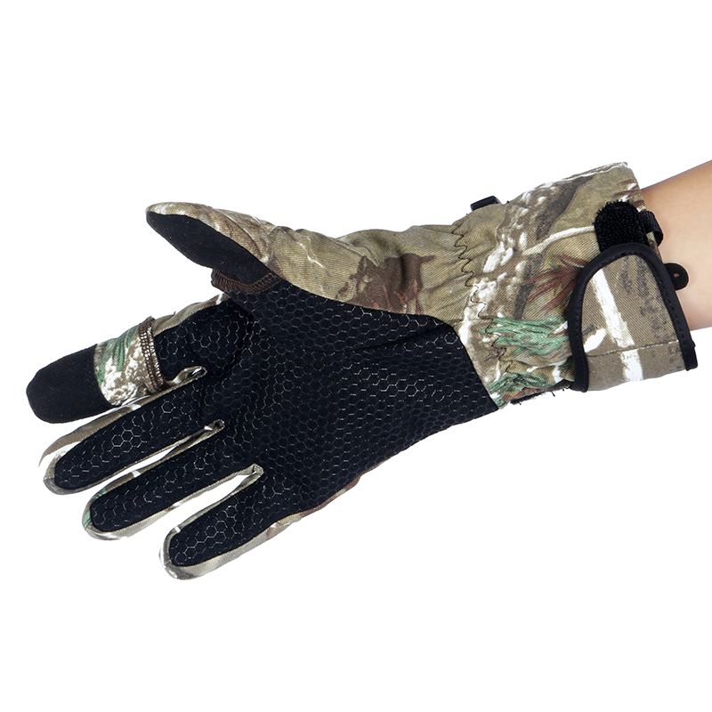 Slingshot Protective Glove Archery Hunting Fish Catapult Protector Hand Guard Q