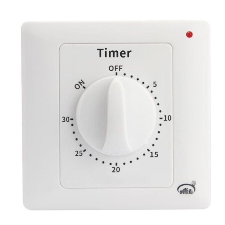 10A 30Min electronic countdown timer switch Digital timer plug control switch socket AC 220V