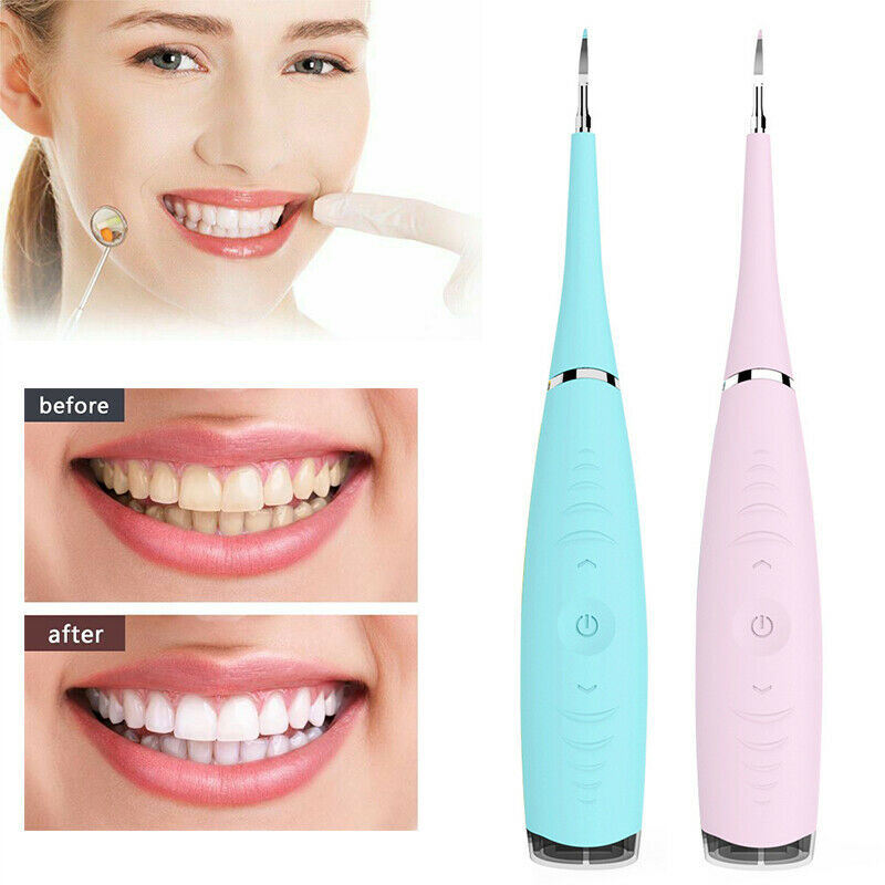 Electric Tooth Cleaner Low Price Electric Ultra Sonic Oralcare Rechargeable Oral Teeth Remover Set Machine Ultrasonic Tooth Cleaner
