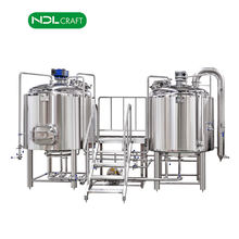 China 1000L fast supplier pub nano beer brewery business plan