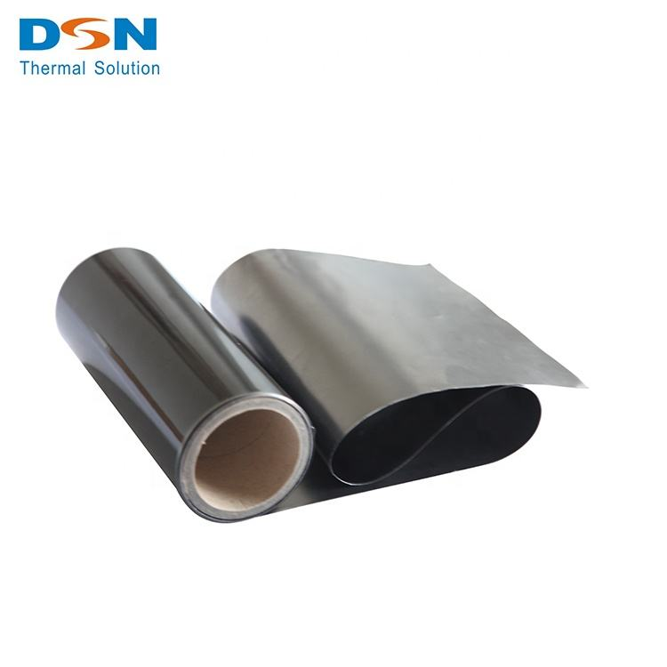 05mm high pure natural graphite sheet