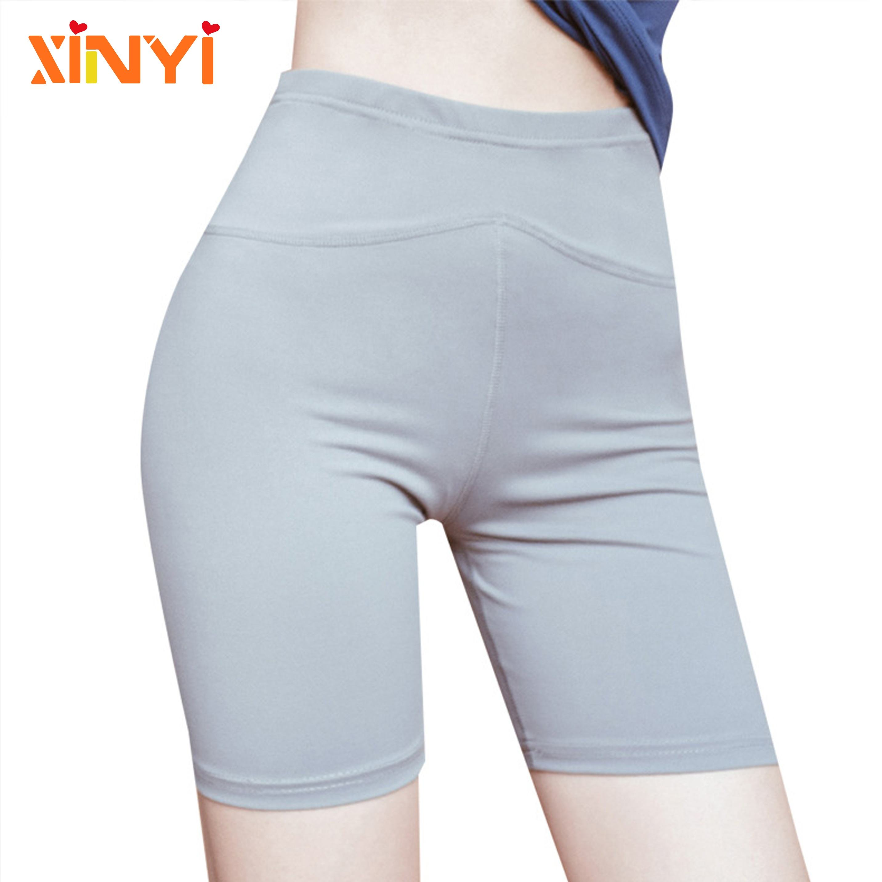 Wholesale Sportswear Gym Leggings Woman Fitness Fold Over Maternity Yoga Shorts India