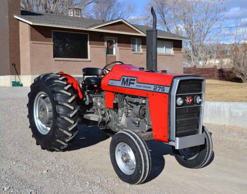 Used/ Reconditioned Massey Ferguson 275 agricultural tractor for sale