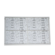 China single-sided mcpcb board single-side aluminum led pcb panel single sided electronic for light
