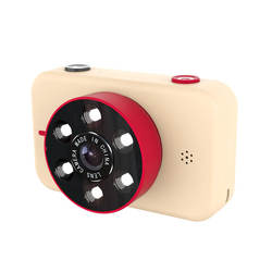 4K Smart HD kids digital camera 5000W pixel HD camera best gift toy camera MP3 player for kids