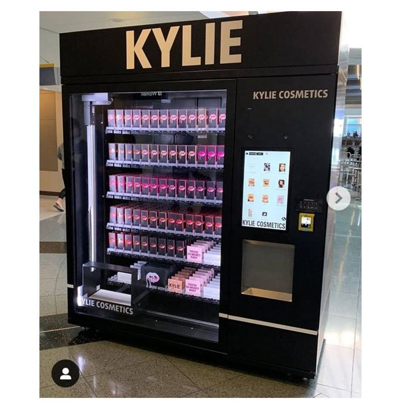 eye lash vending machine for false lashes wholesale lash vending machines/lash vendor vending machine/vending machine lashes