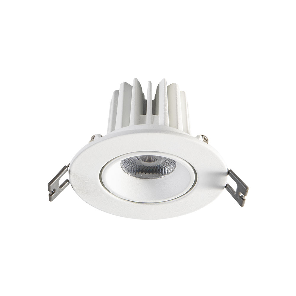 משרדים תאורת COB עגול Dimmable צמודי שקוע 12w LED <span class=keywords><strong>Downlight</strong></span>,7w 15w 30w 40w מקורה led למטה אורות