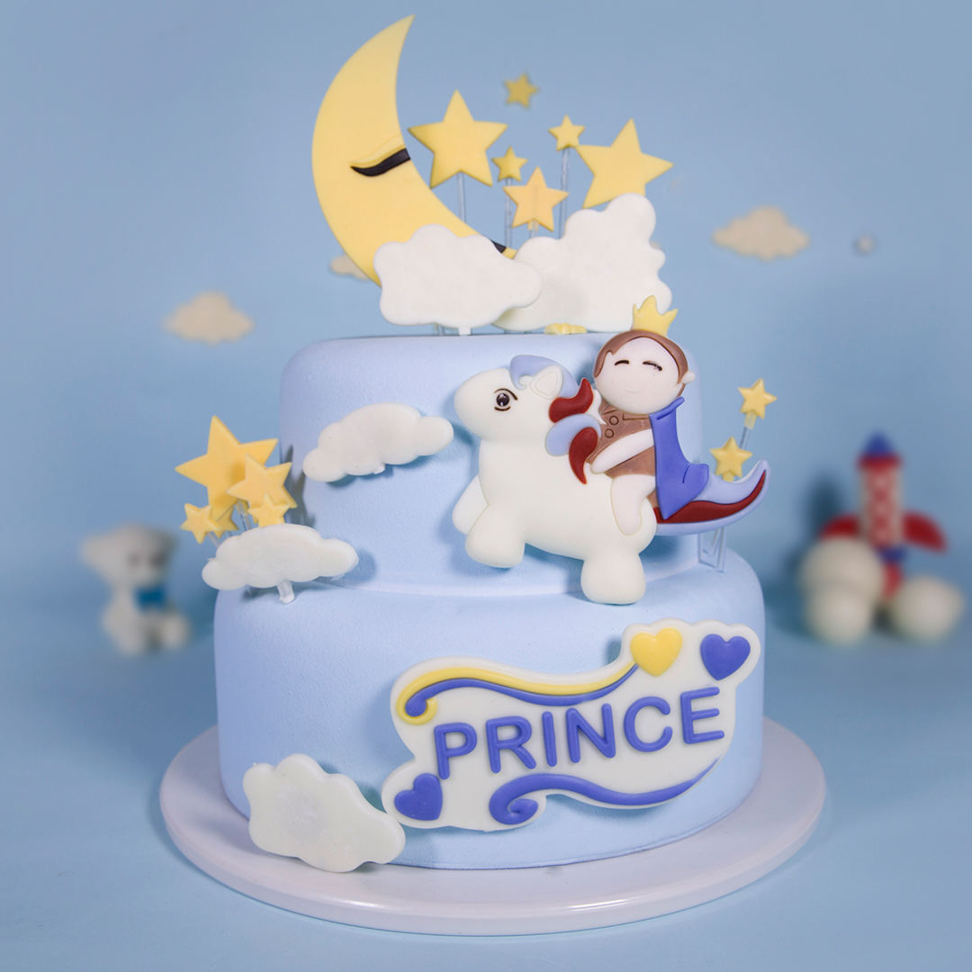 Prince Charming Silicone Mold Set for Cake Decorating Crafts Cupcakes Sugarcraft Candies Cards and Clay//