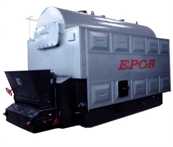 EPCB New Design Industrial Horizontal Chain Grate Wood Biomass Coal Fired Steam Boiler