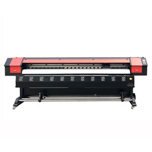 dx5/dx7/xp600 digital inkjet eco solvent printer tarpaulin printing plotter price