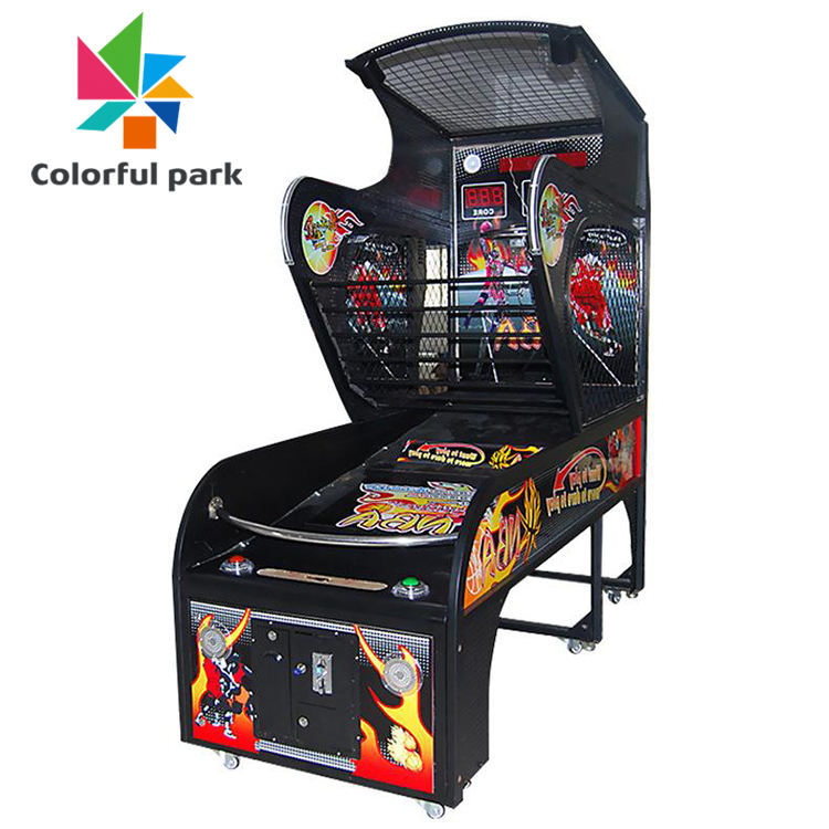 Colorfulpark Luxe <span class=keywords><strong>Basketbal</strong></span> <span class=keywords><strong>Game</strong></span> <span class=keywords><strong>Machine</strong></span> <span class=keywords><strong>Arcade</strong></span> <span class=keywords><strong>Game</strong></span> <span class=keywords><strong>Machine</strong></span>