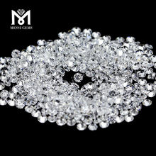 Wuzhou gemstones manufacturer cubic zircon 1000pcs/bag high quality CZ
