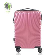Free Sample Pc Film Case Polycarbonate Abs Trolley Luggage