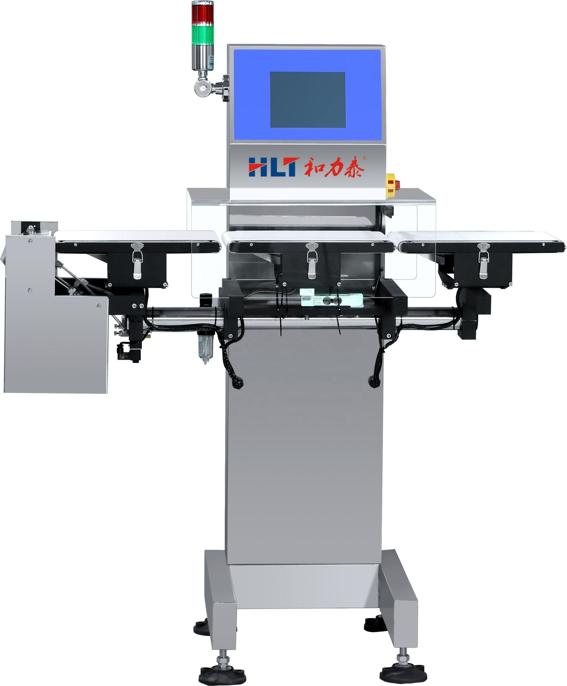 Weighing  Rejecting Machine