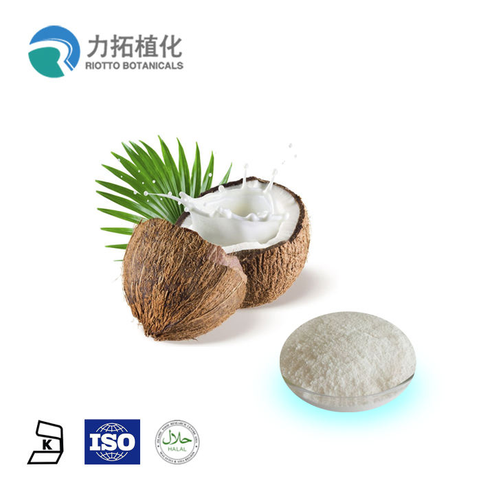 Factory Supply Natural Completely Soluble Coconut powder