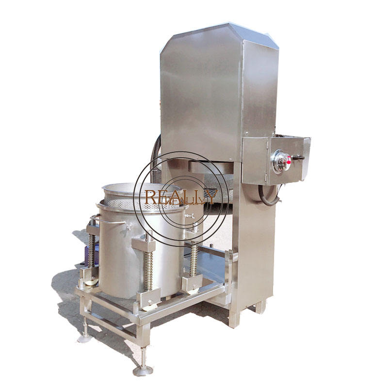 100L Single bucket Fruit hydraulic juice press/mushroom dehydrator vegetable juice pressing/hydraulic juice press machine