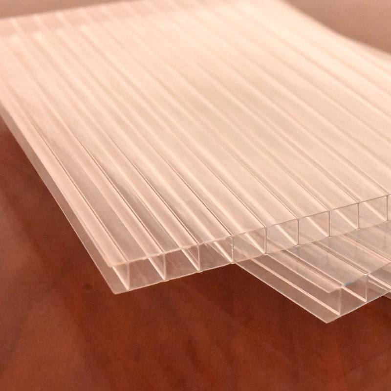 Pc Sheet Polycarbonate Greenhouse Clear 10mm Hard Plastic Sheet Used Polycarbonate Greenhouse Garden Diy