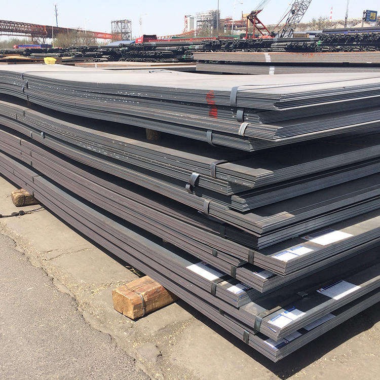 Hot Rolled Iron Sheet/HR Steel Coil Sheet/Black Iron Plate Ss400 Steel Plate Hot Rolled Steel Coil Dimensions
