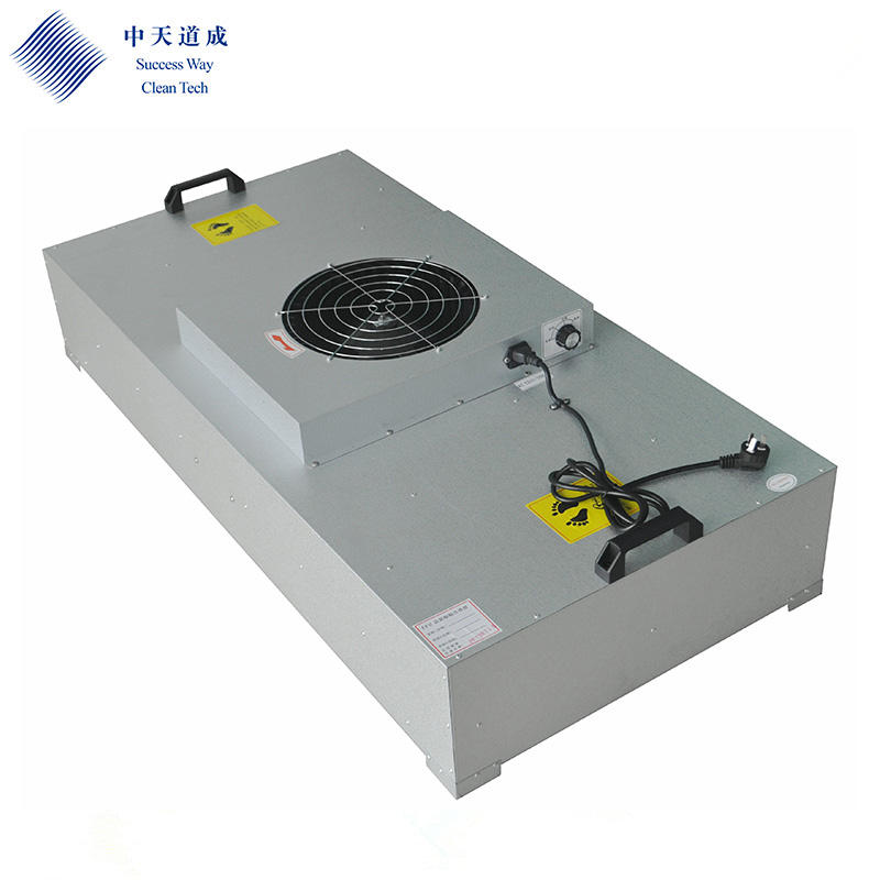 Class 100 CE certificated Clean Room Fan Filter Unit With High Efficiency Air FIlter