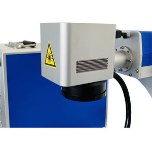Raycus MAX JPT laser 20w 30w 50w fiber laser marking machine for marking engraving Alumina metal