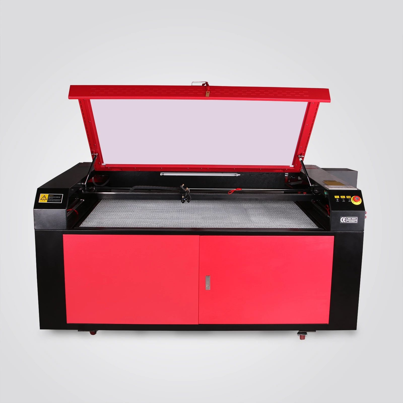 cnc for plastic cutting with Hiwin rail guide YH Co2 Laser Cutting Engraving Machine 1390