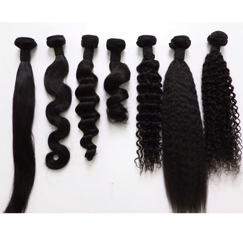 Factory OEM Private Label Brazilian Virgin Raw Human Hair Body Wave Bundle